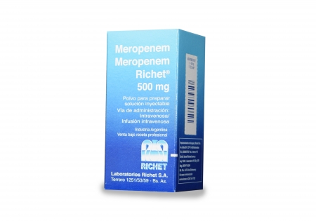 Products Laboratorios Richet S A